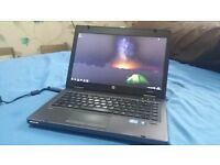 HP 6460b, Super i5 2.30GHz 2nd Gen, 4GB DDR3 RAM, 320GB HD, Intel HD 3000, WebCam, Wifi, DVD,Win 10