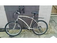 """LANDRIDER mens 19.5"""" bike"""