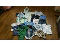 0-3 month clothes bundle