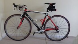 Full Carbon Fibre Frame Erox Team Special Edition Mens road bike
