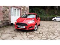 Ford Fiesta Zetec 1.5 tdci 10 month mot £0 tax —* 30k