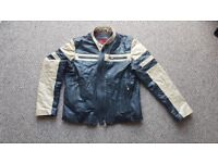 ZARA REAL LEATHER JACKET RRP £250