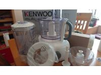 Kenwood FDP643WH Multipro 3 Litres 1000 Watt Variable Speed Food Processor