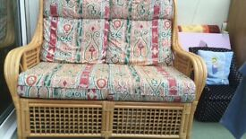 2 seater conservatory furniture