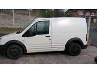 2004 ford transit connect 1.8 diesel low mileage