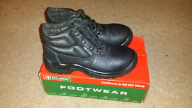 Ladies Safety Shoes Boots Size 5 , BRAND NEW!