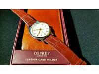 Vintage POBIEDA wrist watch +gift