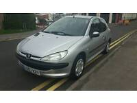 Peugeot small first car 206 1.4