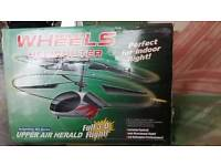 Wild Wheels Helicopter