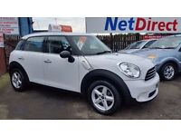 MINI Countryman 1.6 One (Salt pack) 5dr - 1 Owner. Full Service History. £2380 WORTH OF EXTRAS
