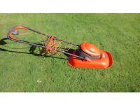 Lawnmower Flymo turbo lite 330