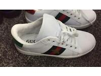 a6074f49e1c Gucci trainers 5-6-7-8.5 sizes available free delivery for sale North
