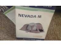 OUTWELL NEVADA M TENT +EXTENTION PORCH