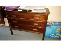 Antique looking chest of drawers
