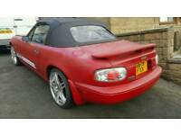 Mazda Eunos 1.6 Full MOT. 81k BARGAIN. Mx5
