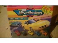 Micro machines sealed and random