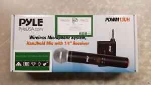Pyle Wireless UHF Mic