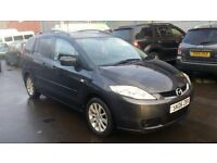 Mazda 5 TS2 1.8 petrol 5 door MPV with a 12 month MOT