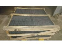 SARRIA SLATE /DEL CARMEN - BLACK/Blue SPANISH ROOF SLATES PREMIUM GRADE (1st GRADE) Free Delivery