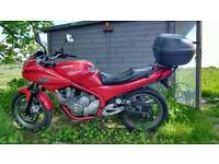 Yamaha Diversion XJ600 sold pending collection