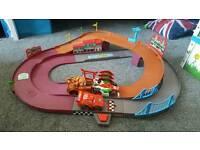 Disney Pixar Cars 2 shake and go racetrack