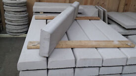 Bullnose Kerb Edging *NEW* 900mm x150mm approx