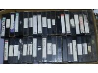 VHS TAPES MOVIE COLLECTION
