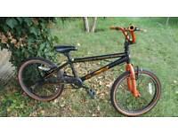Free style BMX bike