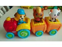 Little Tikes farm tractor musical baby toy
