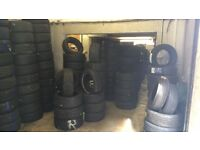 PART WORN TYRES good tread!! Top brands!!