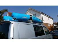 Easy Load Roof Rack for Kayaks £600. (by Karitek)