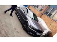 BMW E46 330ci MSPORT