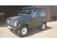 Land Rover Defender 90 2.2 Station Wagon