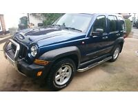 Jeep Cherokee 2.8 CRD Automatic - New MoT