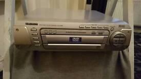 Technics dvd cd video cd player