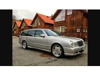 Mercedes e300 estate 7 seater WANTED