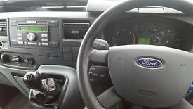 2013 Ford Transit 2.2 cc panel van 125 T350 RWD NO VAT