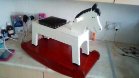 Toy rocking horse for sale