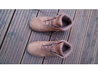 Nubuck karrimor Boots Size 8.5