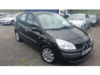 Renault Scenic 1.6 VVT Dynamique 5dr, 12 MONTHS MOT, HPI CLEAR, GOOD CONDITION, P/X WELCOME