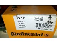 Continental Motorcycle Inner Tub 160/70x17. 170/60x17. 180/55x17. 190/50x17