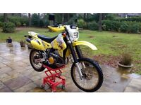 Suzuki DRZ400S for Sale - Recent overhaul - 12 months Tax and MOT - Ready to ride away
