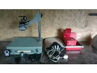 Photo processing dark room equipment
