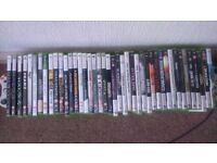 Xbox 360 40+ games all like new some never even played quick sale real bargain first to see will buy