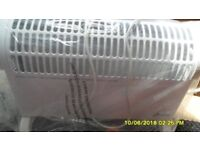 electric convector heater x 2