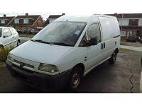 Man with a van. Can collect & deliver all over UK. Good prices