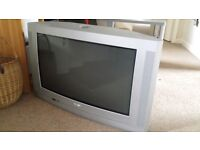 Free 28inch TV and Matching Stand