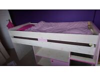 Mid sleeper style cabin bed