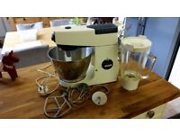 Kenwood A701A Food Mixer which has Stainless Steel Bowl.