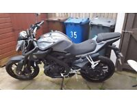 Yamaha MT 125 2016 (65 plate) Less than 5k on the clock. Open to offers no stupid one though :D
